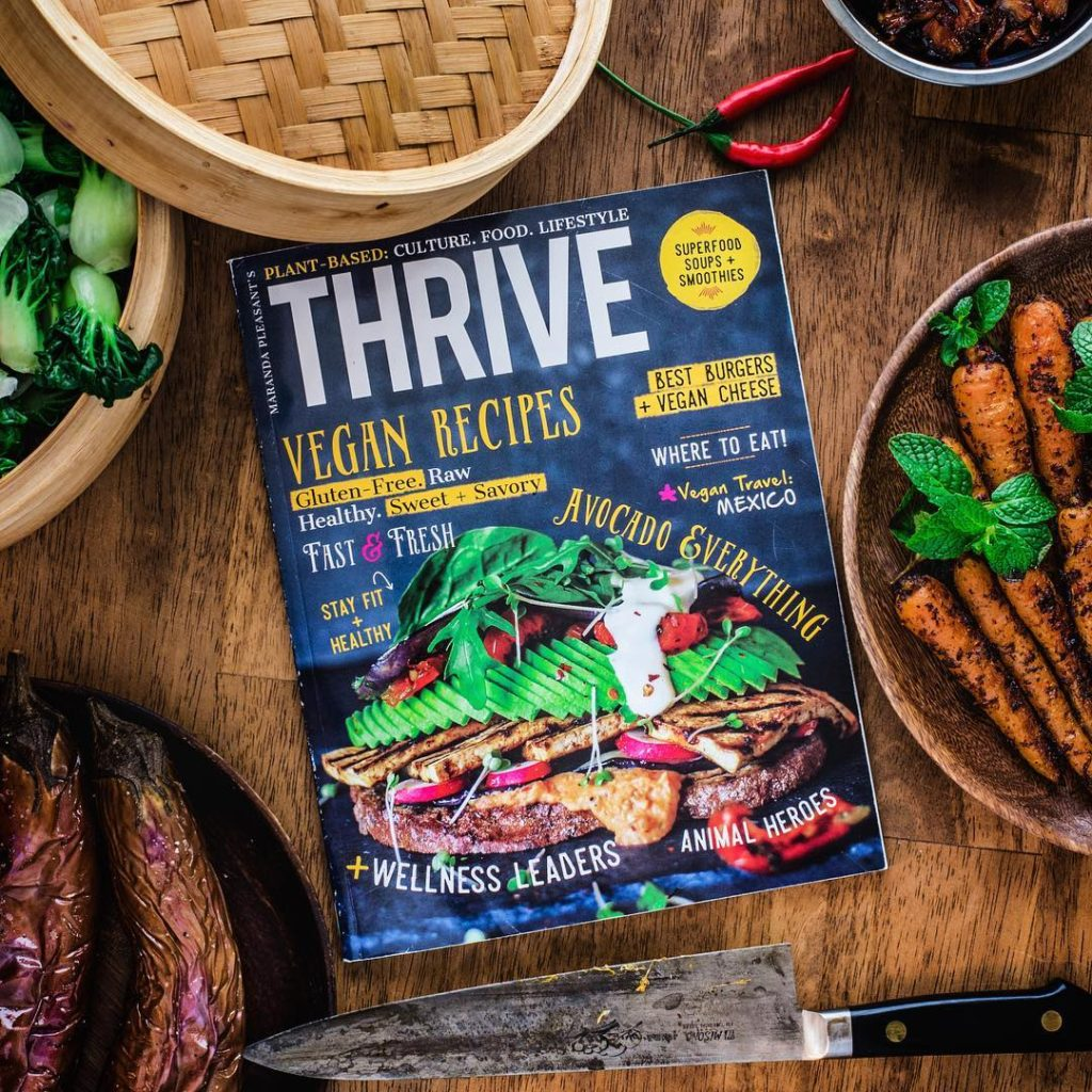Thrive Magazine - Wicked Healthy