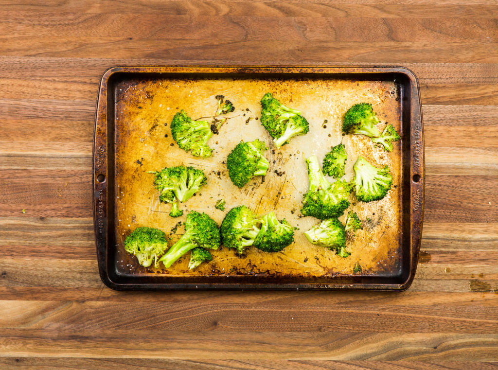 Wicked Healthy Seitan Marsala with Smashed Potatoes and Broccoli