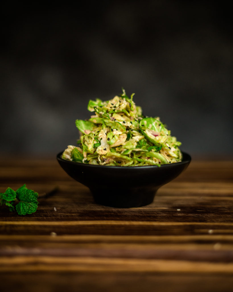 Brussels Sprouts Slaw 1