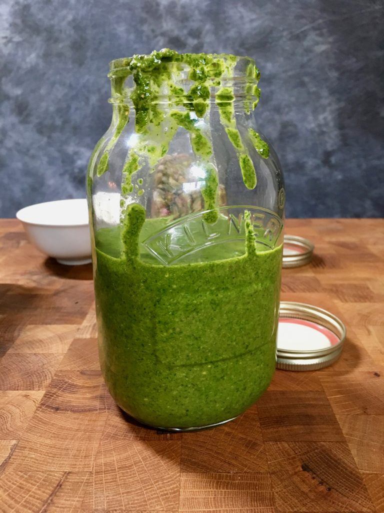 Wicked Healthy Pesto 3
