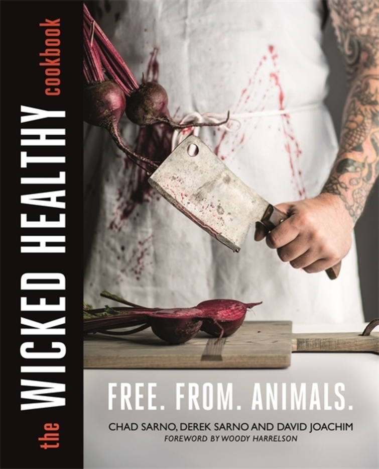 The Wicked Healthy Cookbook - UK version