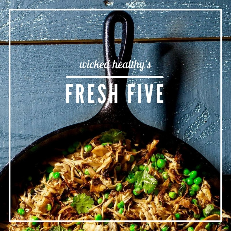 Wicked Healthy Fresh Five cover