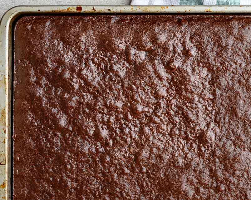 vegan brownies recipe with carmel
