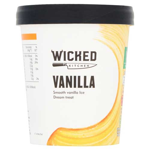 vegan vanilla ice cream