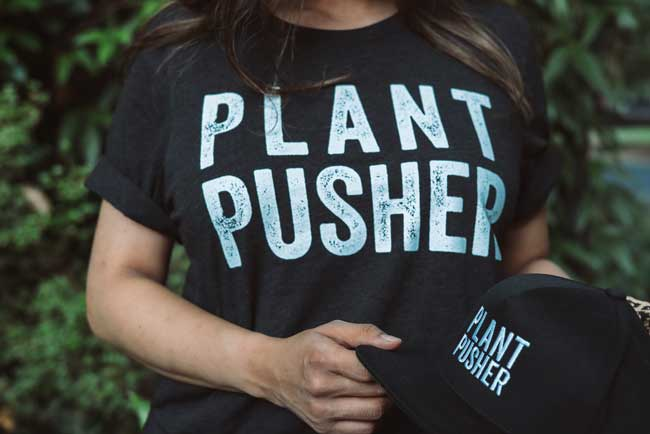plant pusher merch